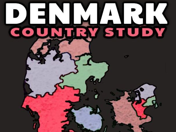 Danish Geography Video: A Song for Denmark