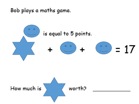 Greater Depth Maths Problem Solving KS1