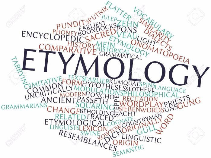 an introduction to etymology by flabs84