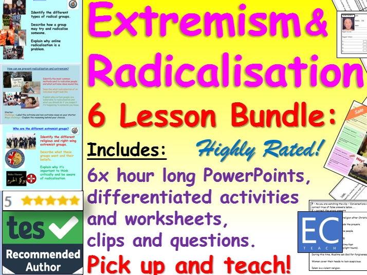 Extremism and Radicalisation