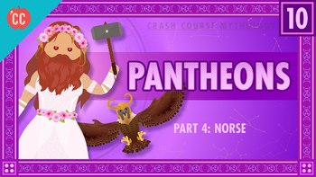 Crash Course Mythology #10 The Norse Pantheon- Pantheons Part 4 Q & A
