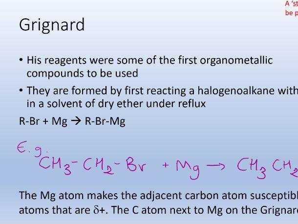 Grignard Reagents - Chemical Synthesis