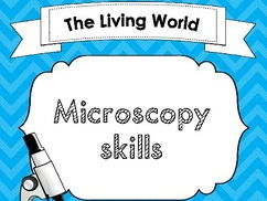 Microscopy Skills bundle