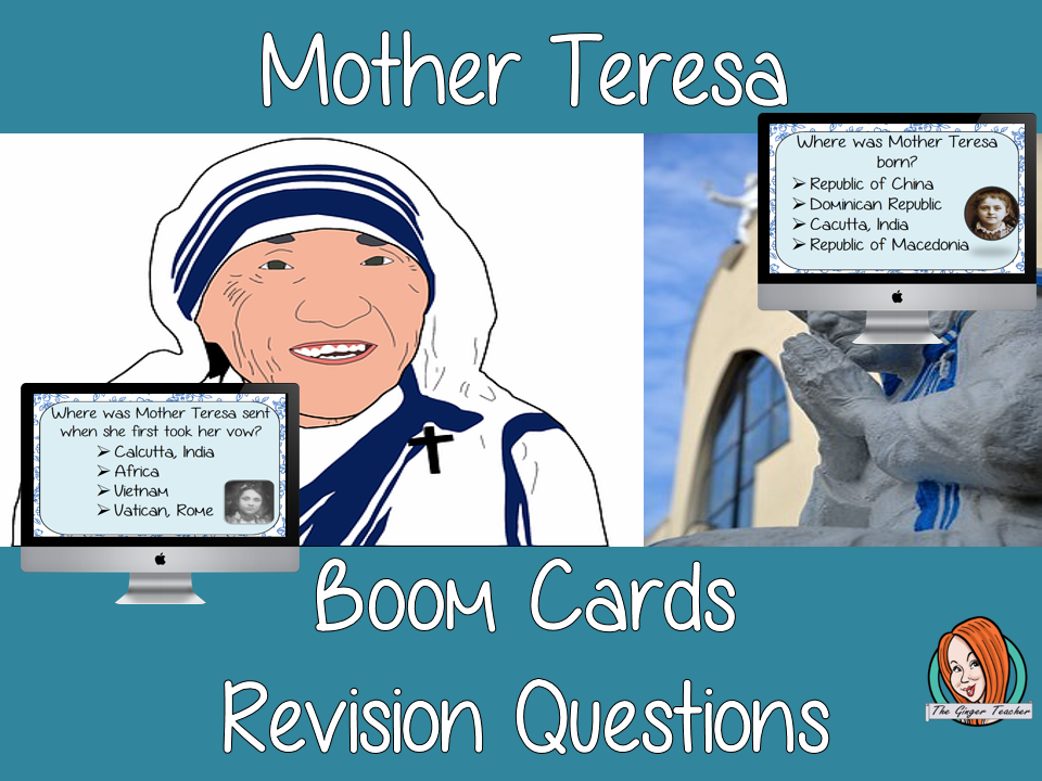 Mother Teresa Revision Questions