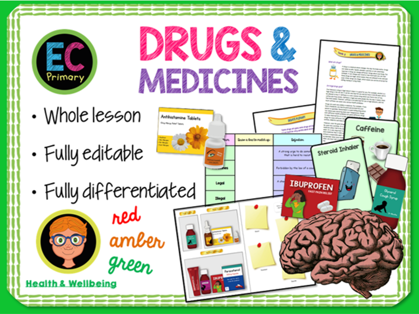 Drugs and Medicines PSHE