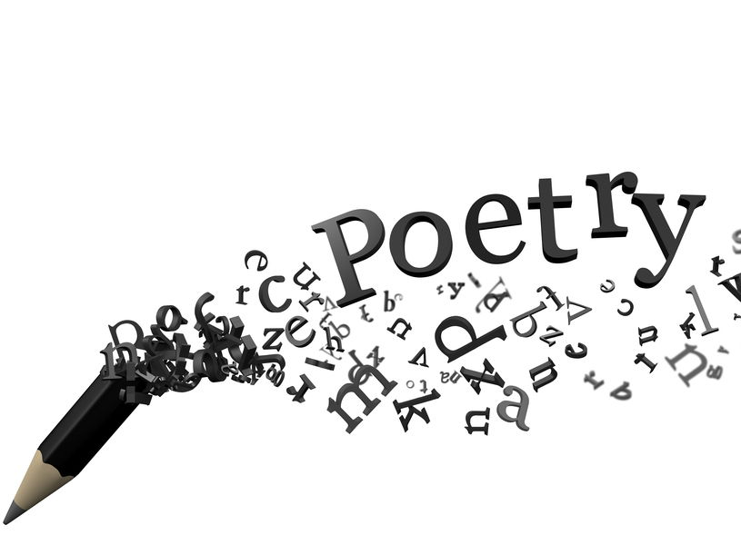 Writing poetry - creative activities