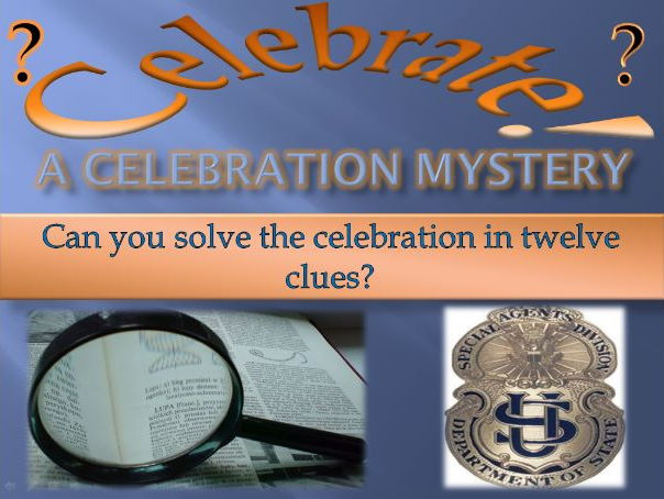 KS1 & 2 RE : A Christening Mystery powerpoint lesson (s)