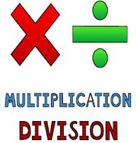 mental multiplication & division unit  - Y5