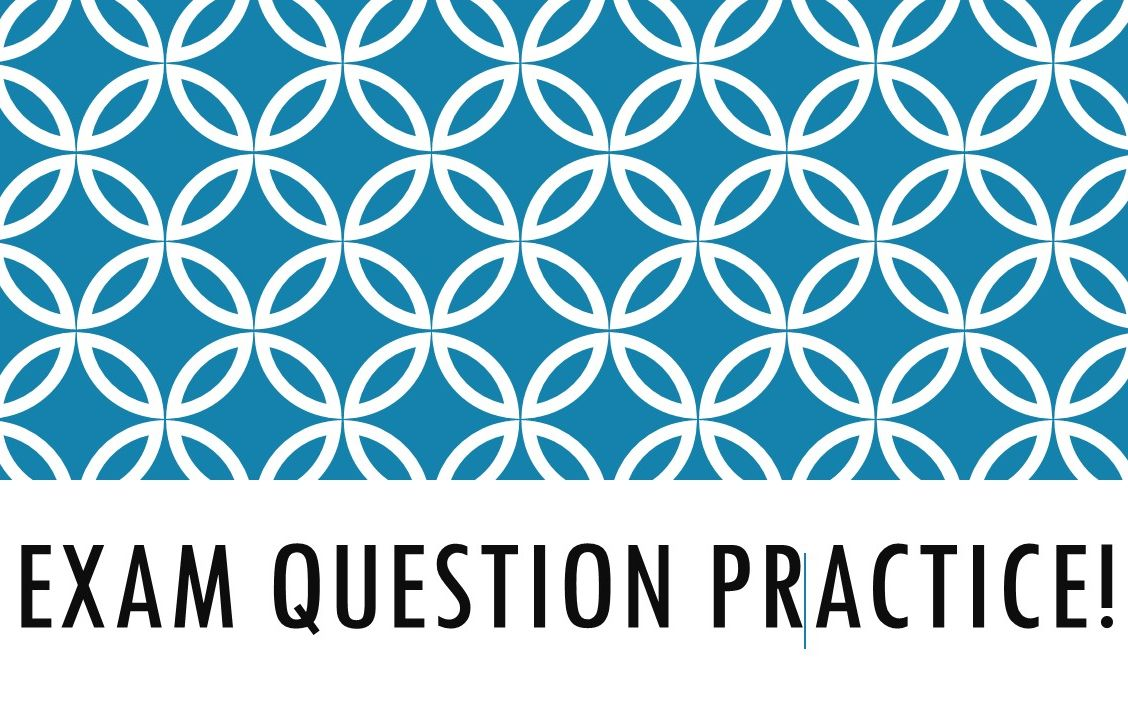 AQA GCSE RE Spec A (1-9) Exam Question Practice Bundle 5 Mark and 12 Mark Questions (Islam and Christianity)