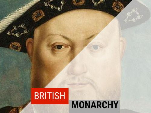 BRITISH MONARCHY CLASSROOM DISPLAYS HOUSE OF TUDOR-WINDSOR