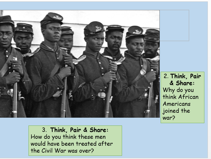 How equal were African Americans after the Civil War? Full lesson & Resources KS3