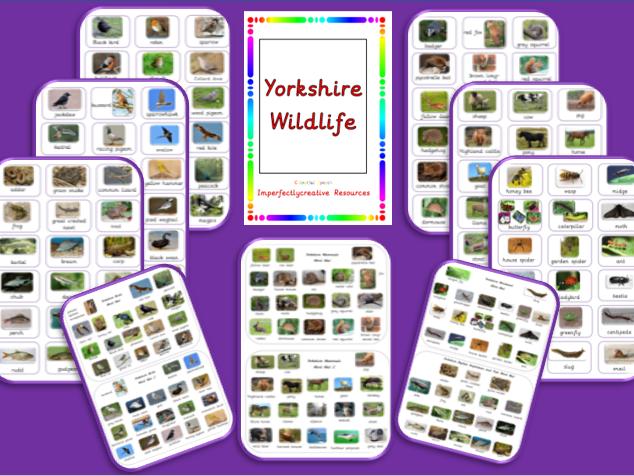 Yorkshire Wildlife Resource
