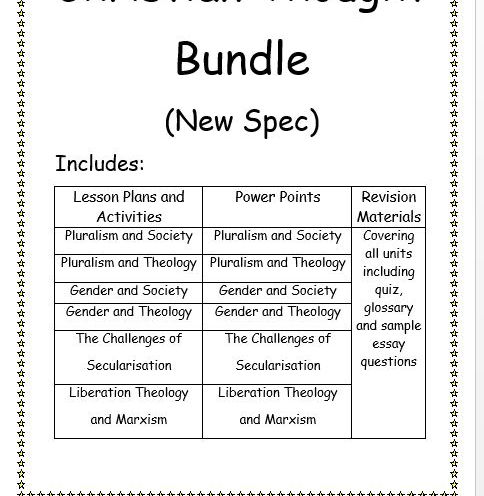 Second Year DCT New Spec Bundle