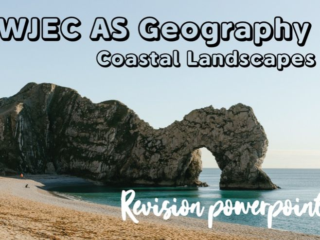 Changing Landscapes- WJEC A Level Geography (Powerpoint 3)