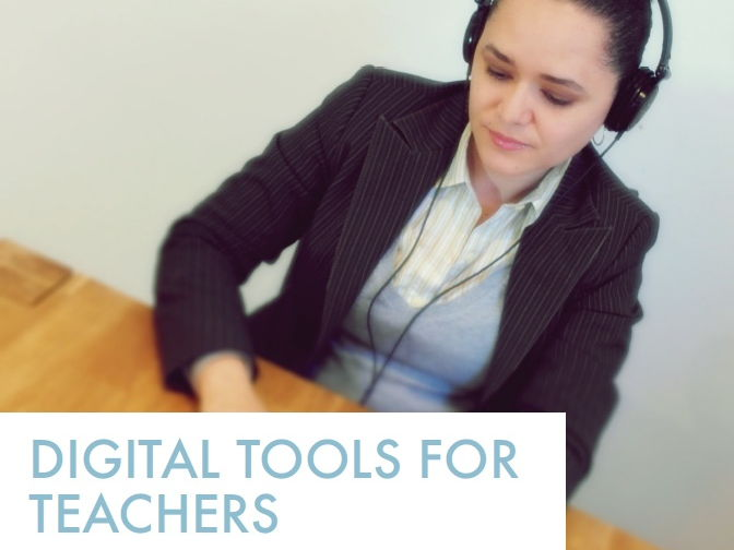 Digital Tools for Teachers
