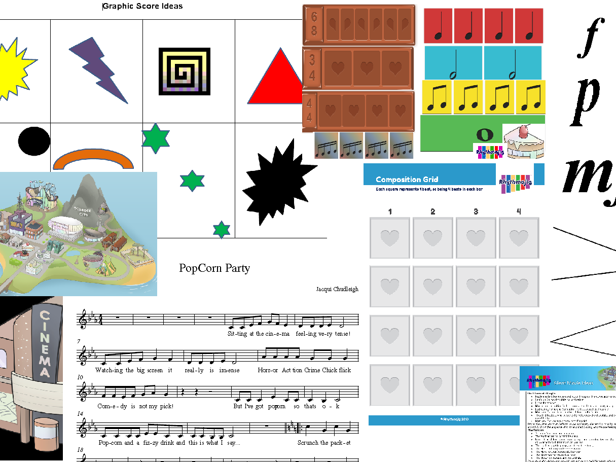 Spring 1 Year 6 complete music scheme: Film Music (Unit 3)