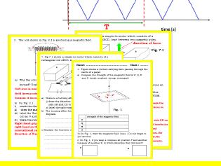Electromagnetism Worksheet