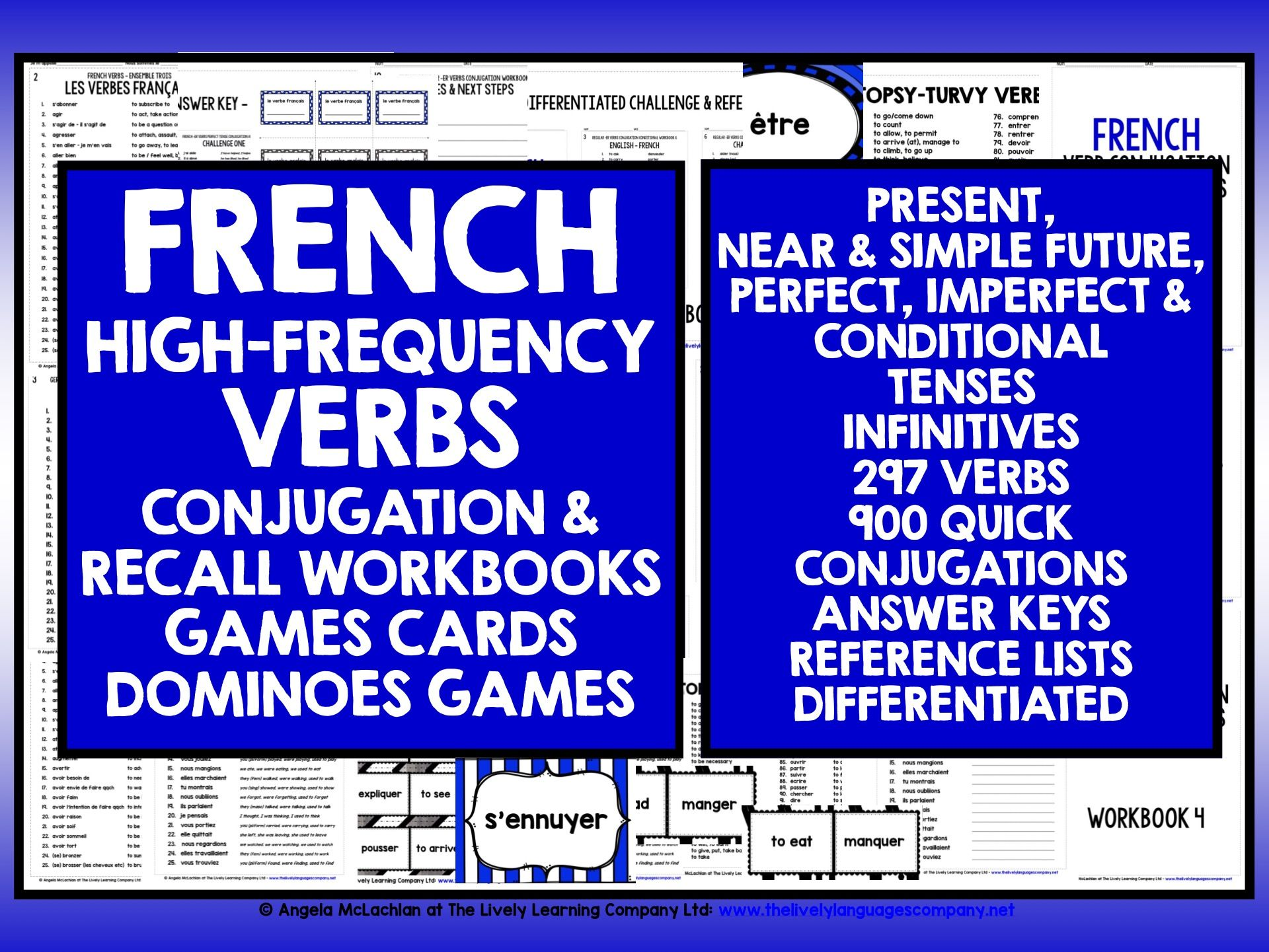 FRENCH BACK TO SCHOOL 1