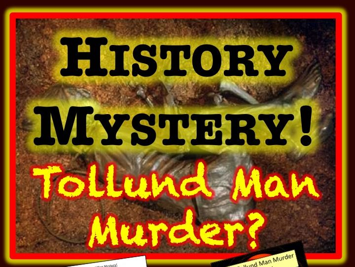 Tollund Man Murder Mystery - interpreting evidence using inference