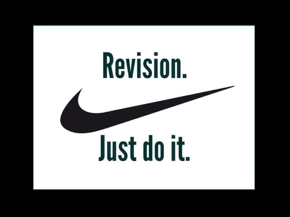 Eat. Sleep. Revise. Repeat.