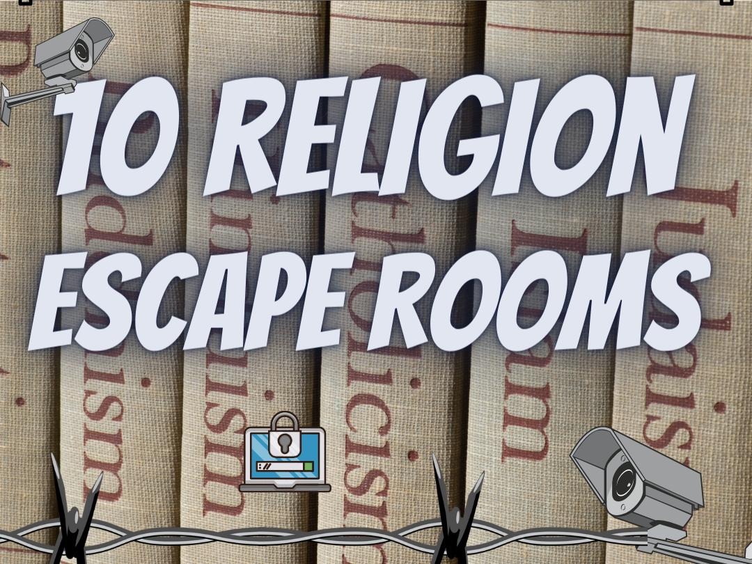 RE Escape rooms