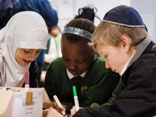 Free programmes for  London and West Midlands schools!