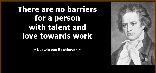 Beethoven:  Learning skills and overcoming challenges - Heroes Assembly