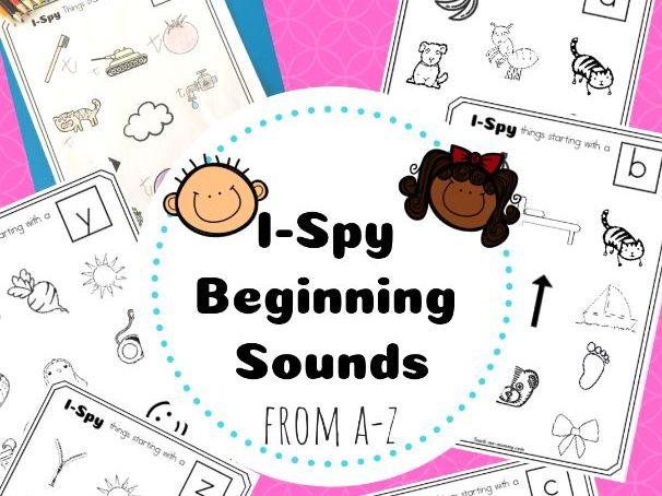 I-Spy Beginning Sounds