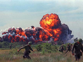 Vietnam Confict 1945-75