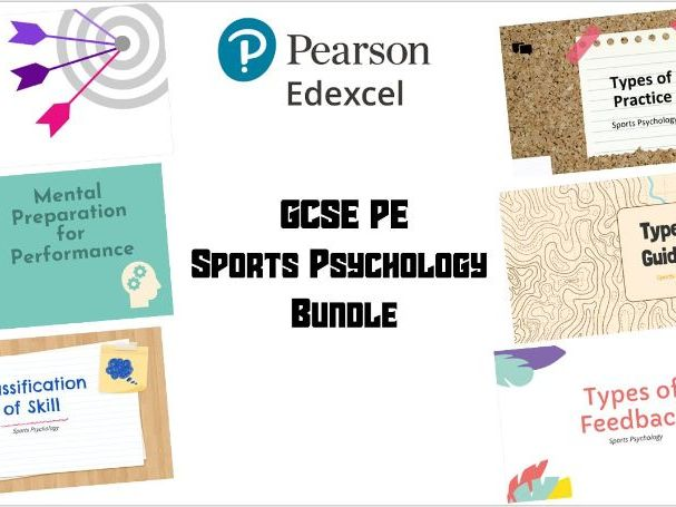 Edexcel GCSE PE-Sports Psychology Topic