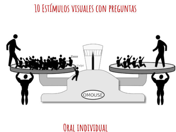 Spanish ab Initio Individual Oral booklet on Global Issues