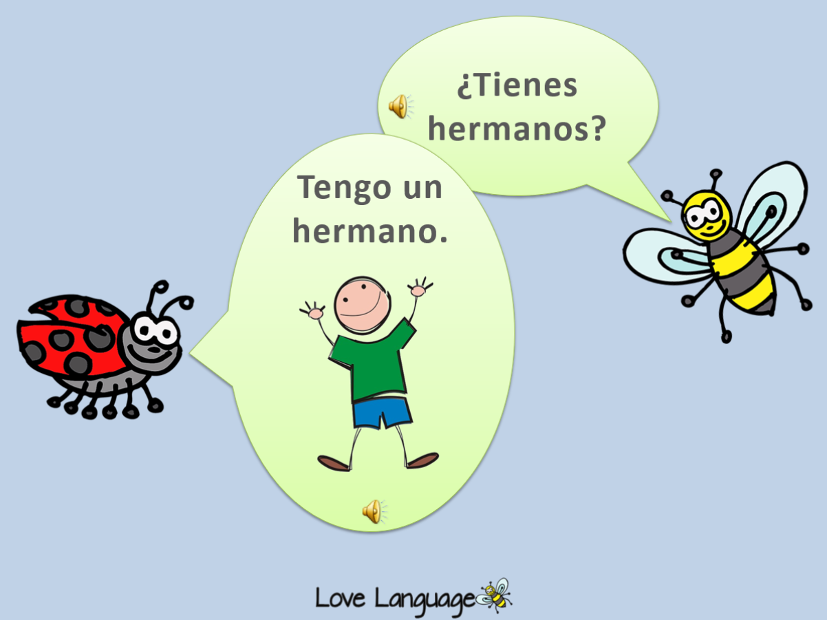 Family in Spanish Bundle