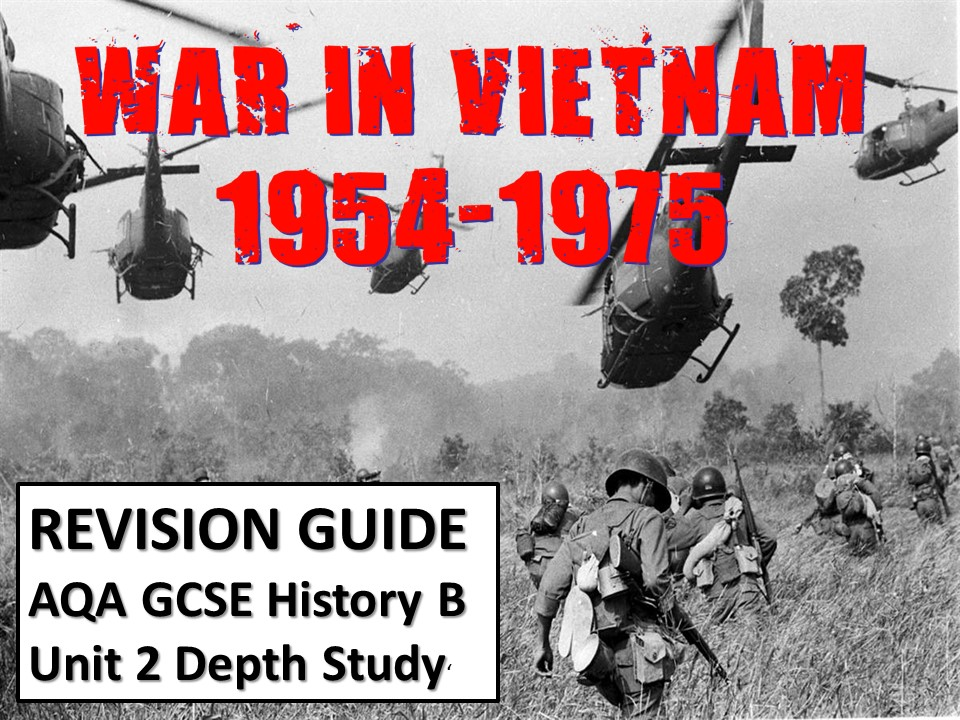 gcse history vietnam war coursework Resources for vietnam gcse controlled assessment - posted in teaching history: hello all, this is a plea regarding the edexcel spec a 'modern world' gcse that we have begun delivering to our students as of september once students have completed their first modular exam on jan 18th 2010 we will begin work on the controlled assessment and i have chosen vietnam.