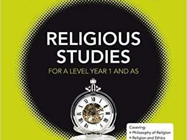 OCR A level Religious Studies 2019 Philosophy of Religion Notes