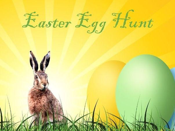 Easter Egg Hunt- Gradient between 2 points