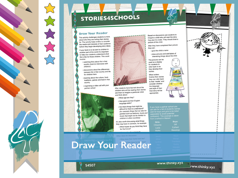 Draw your Reader