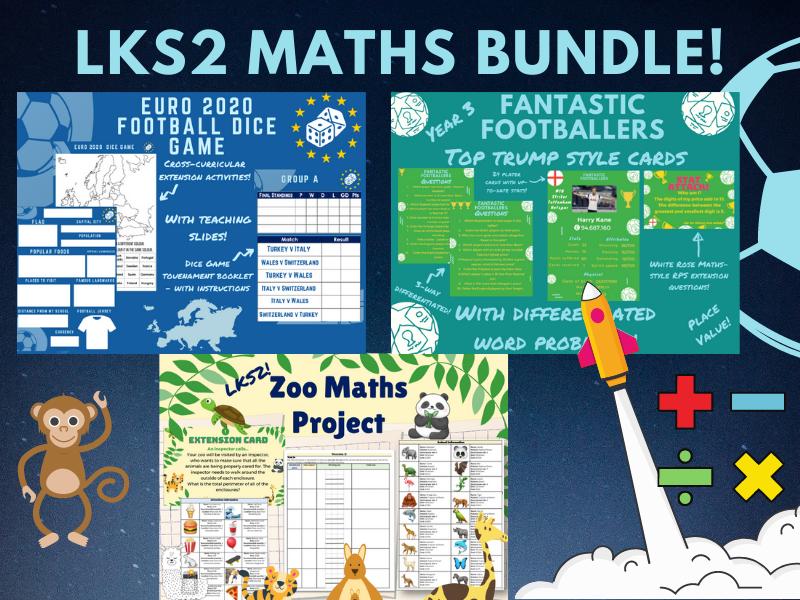 LKS2 Maths Bundle