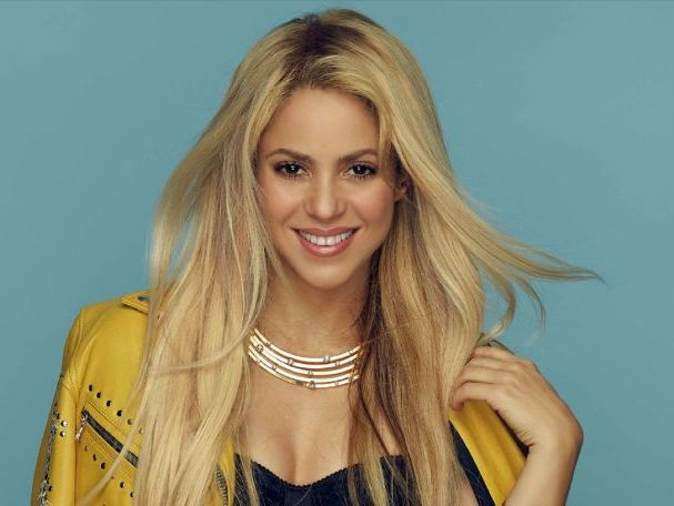 Shakira Profile, Song, Grammar KS4/KS5
