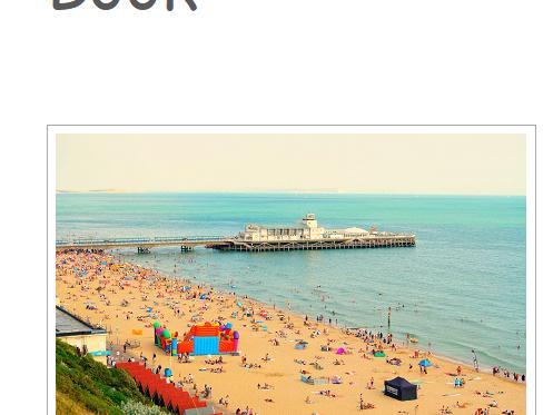 My seaside book