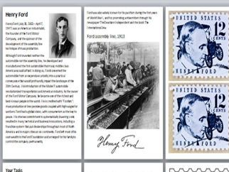 Henry Ford Activity Pack