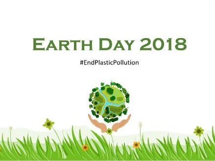 Earth Day 2018 Short Presentation and Activity