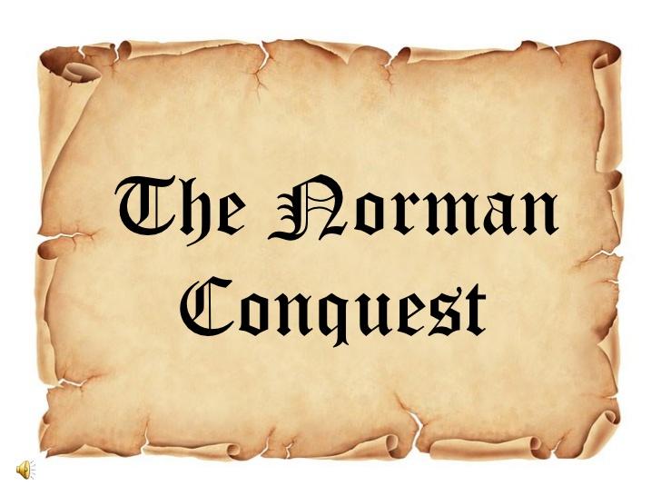 The Norman Conquest / Battle of Hastings - 6 Lesson Bundle