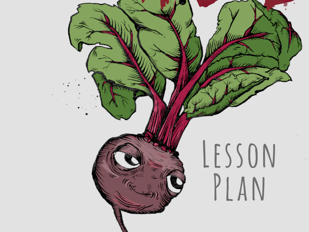 Beetroot Cross Curriculum Lesson Plan
