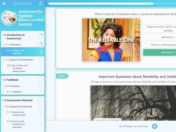 Free Assessment CPD for Teachers - Online Course