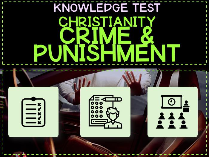 Crime and Punishment Test