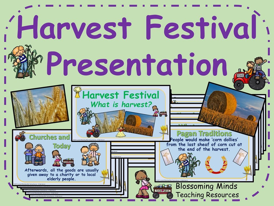 Harvest Festival Presentation