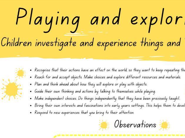 Characteristics Observations
