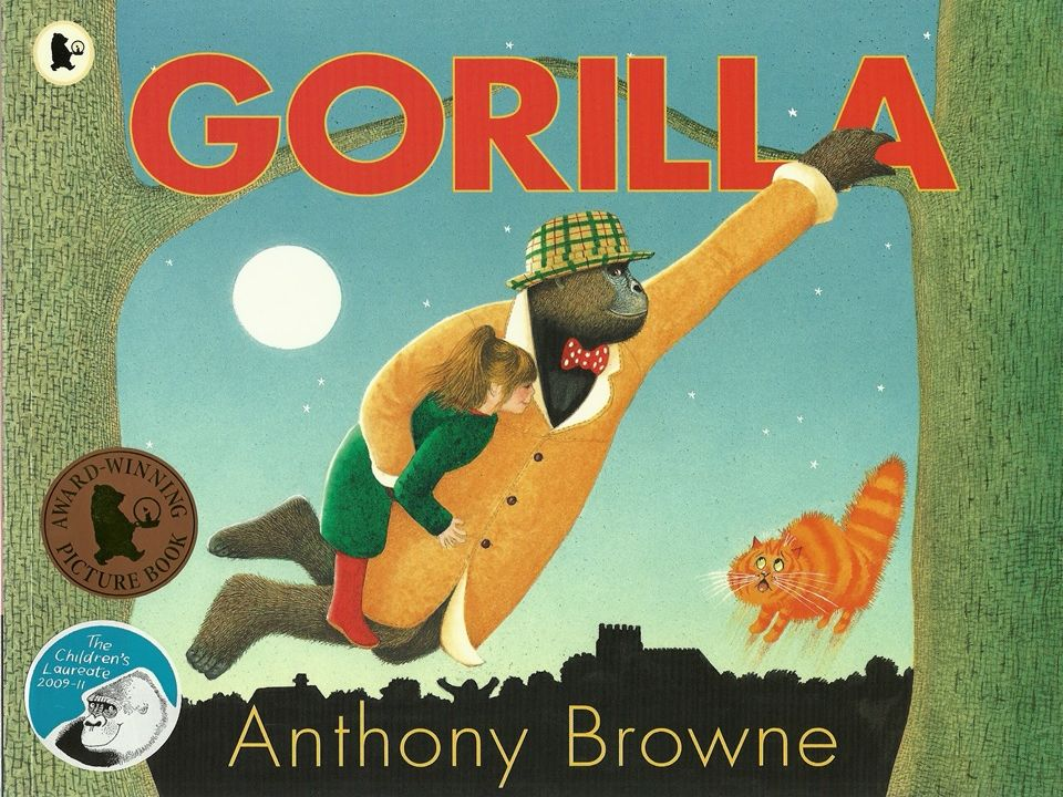 Gorilla - Anthony Browne Full Plans and Resources PoR