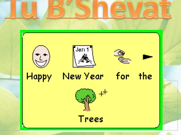 Tu B'Shevat Assembly