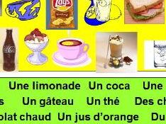 Food - La Nourriture